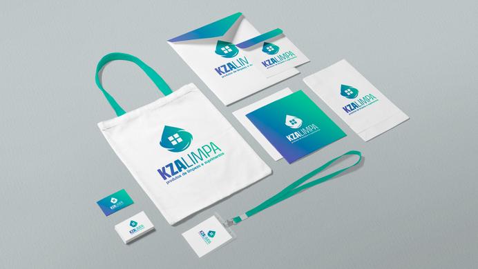 Kza Limpa - Produtos de Limpeza e Suprimentos