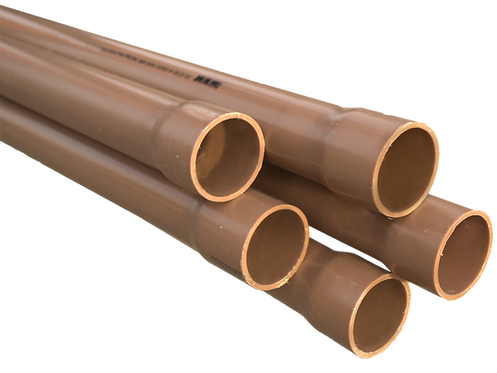 Tubo PVC Soldável PB 50mmx6m