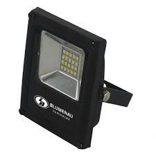 Refletor de LED 10W Alumínio Bivolt - 6500 K