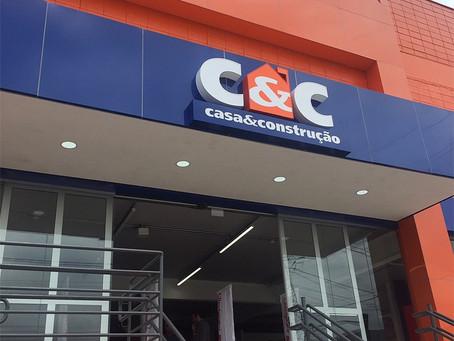 C&C ACELERA CRESCIMENTO COM IMPLANTAÇÃO DE SOLUÇÕES DIGITAIS