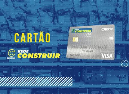 Rede Construir Federação na Campanha Ligado nas Vendas - Premiação para o Cartão Visa Credz