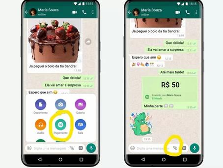 WhatsApp PAY – O que podemos usar desta ferramenta