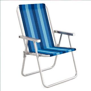Cadeira Alta Alumínio 2101