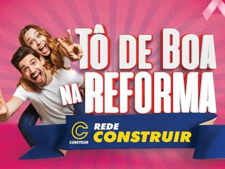 """Regional ES lança campanha """"To de Boa na Reforma!"""""""