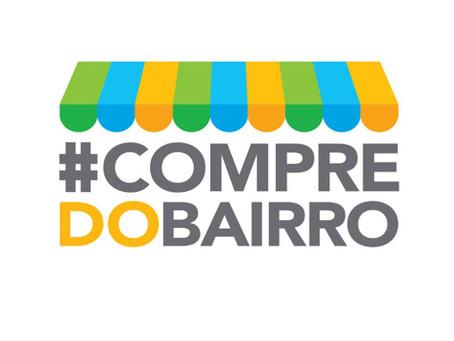 Movimento #CompredoBairro é lançado para ajudar pequenos negócios