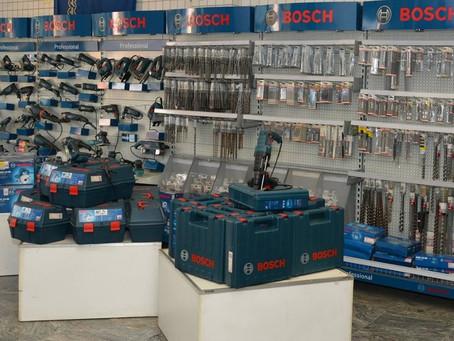 Homologação - Bosch