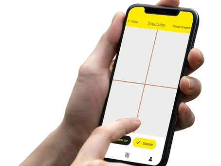 Saint Gobain - Quartzolit lança aplicativo para escolha de rejuntes