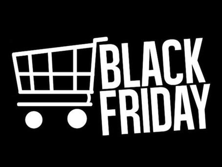 Participação das vendas online é maior que a de lojas físicas, pela primeira vez na Black Friday