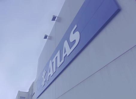 Atlas - Novo fornecedor homologado nacional