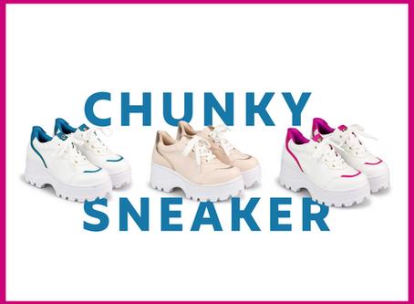 Como usar: Tênis Chunky (Ou Chunky Sneaker)