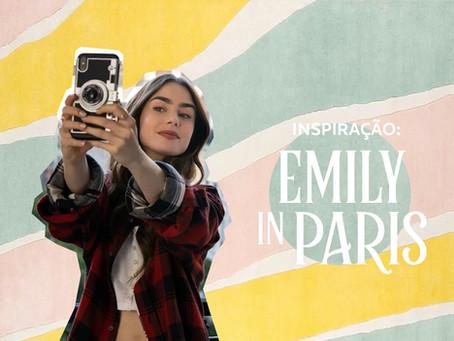Inspiração: Emily em Paris