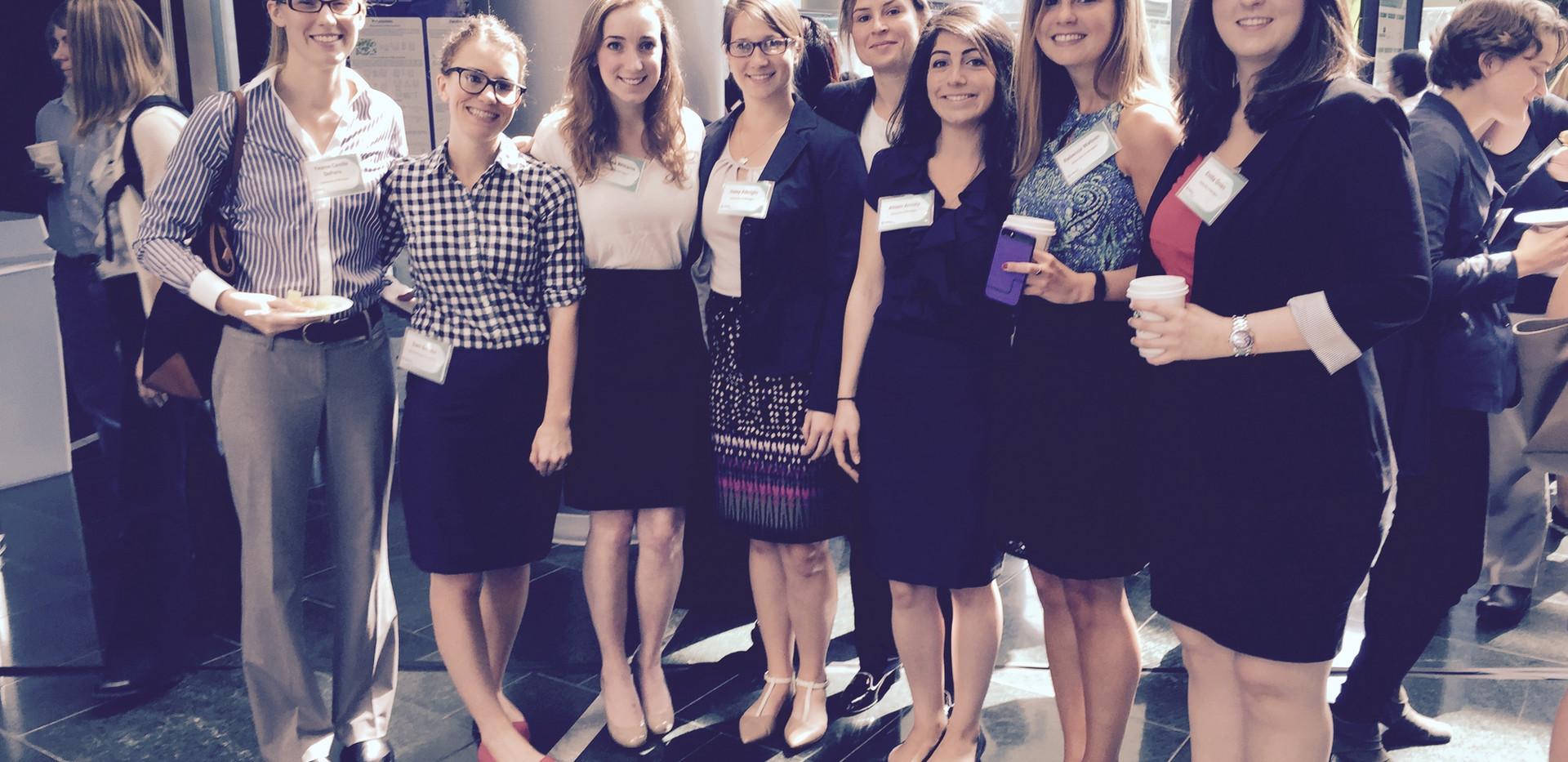 Boston Merck Women in Chemistry 2015