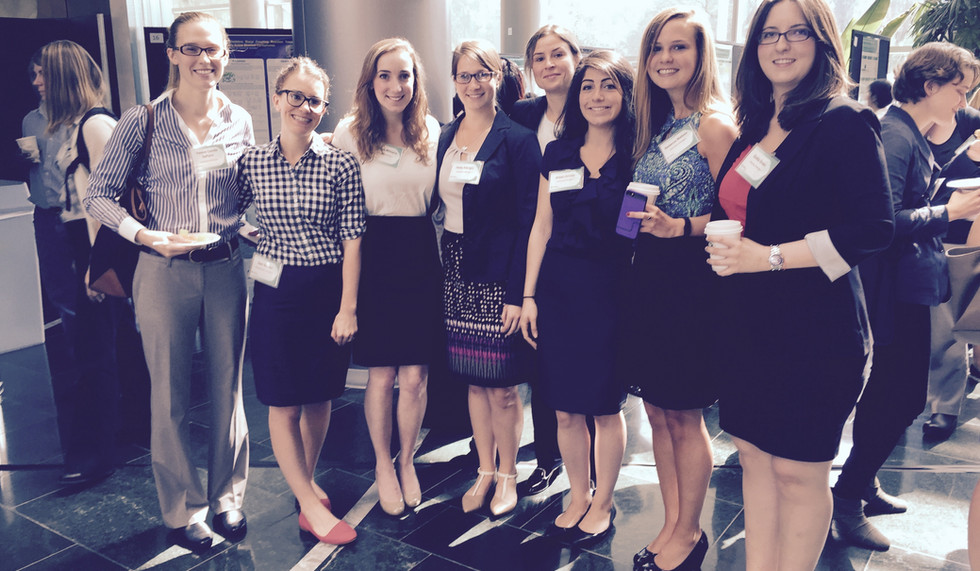 Boston Merck Women in Chemistry 2015