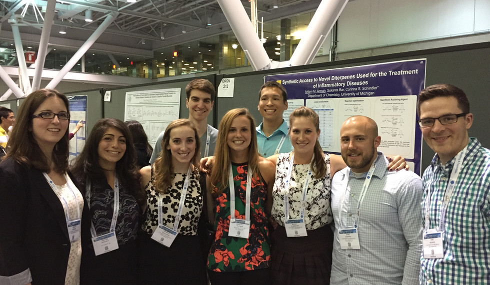 Boston ACS Poster Session 2015