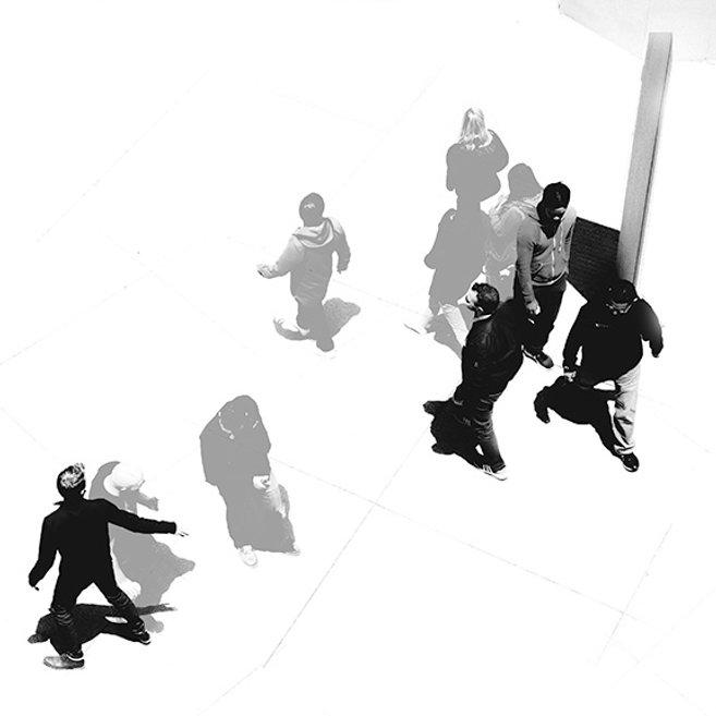 People Watching - Dance