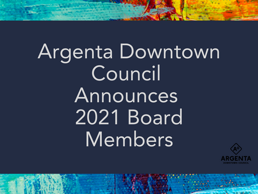 Announcing 2021 New Board Members