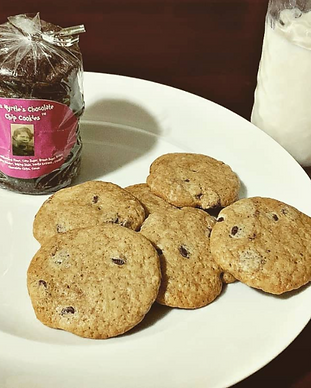 Miss Myrtle's Chocolate Chip Cookies 06.