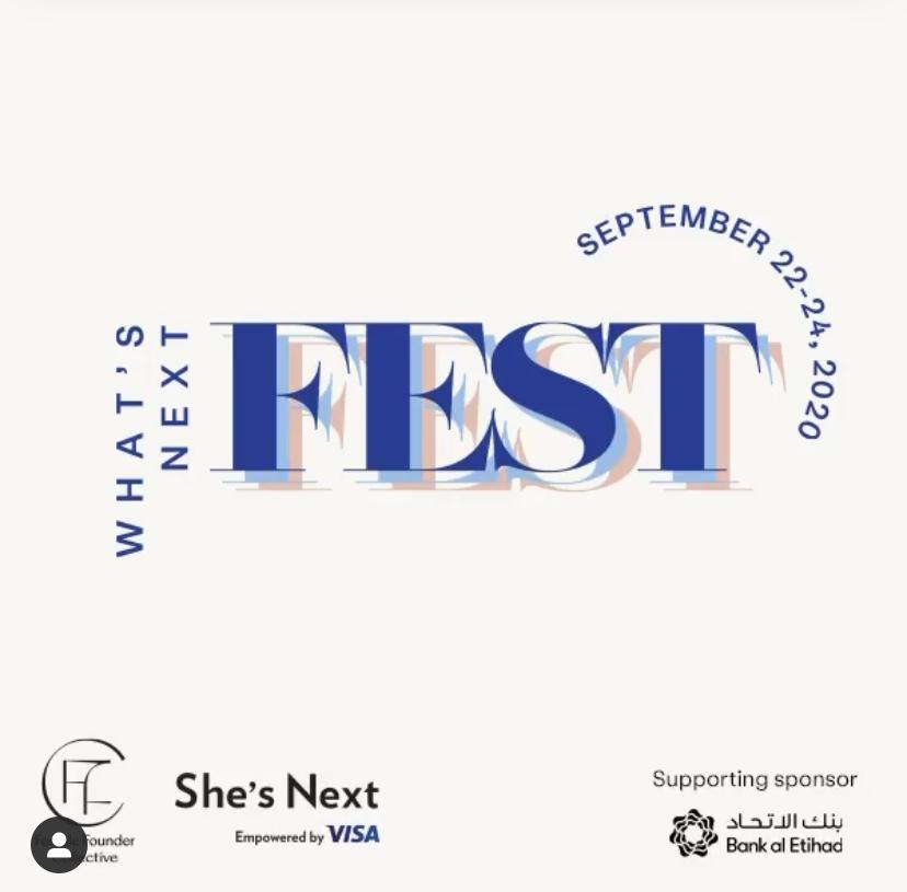What's Next Fest 9/22-24/2020