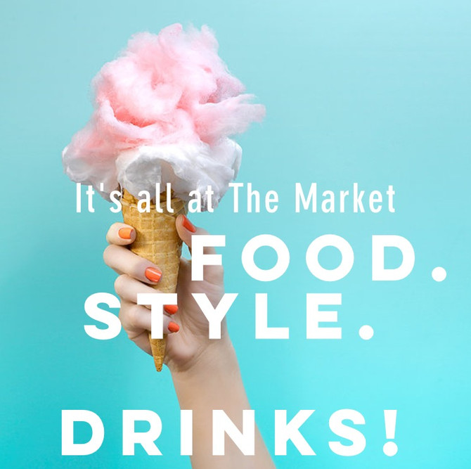SIP. SHOP. EAT! at The Collective Market | Williamsburg {October 7, 2017} ...was amazeballs