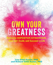 Own Your Greatness Book- SSE Entrepreneu