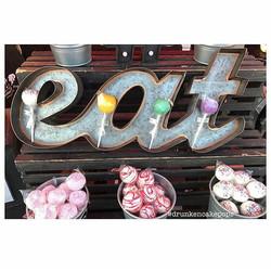 EAT! _drunkencakepops at The Collective Market • December 10th • 1054 S