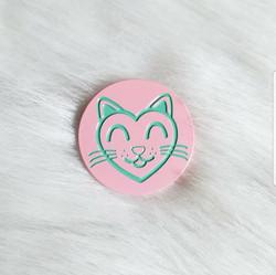 Naty Cat Pins