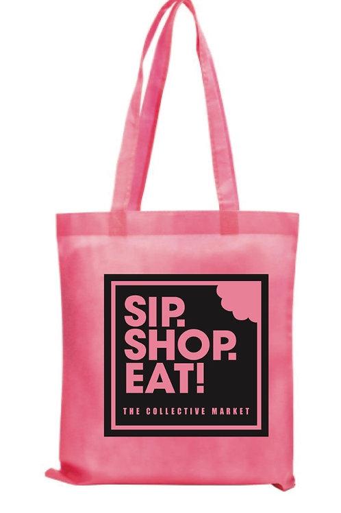 Sip Shop Eat! Signature Tote