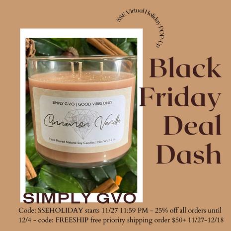 ~Black Friday Deal Dash~