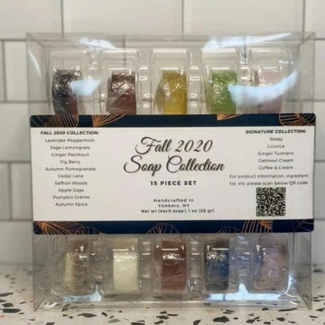 Fall 2020 Soap Collection