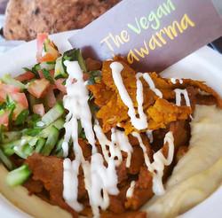 The Vegan Shawarma