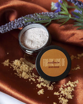 For The Love of Melanin Skin & Body Care