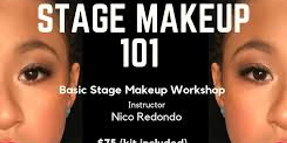 Stage Make Up 101