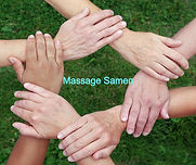 Massage Samen Logo