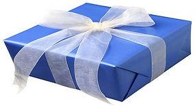 Verpakt cadeau