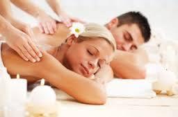 Voorbeeld van Duo Massage.