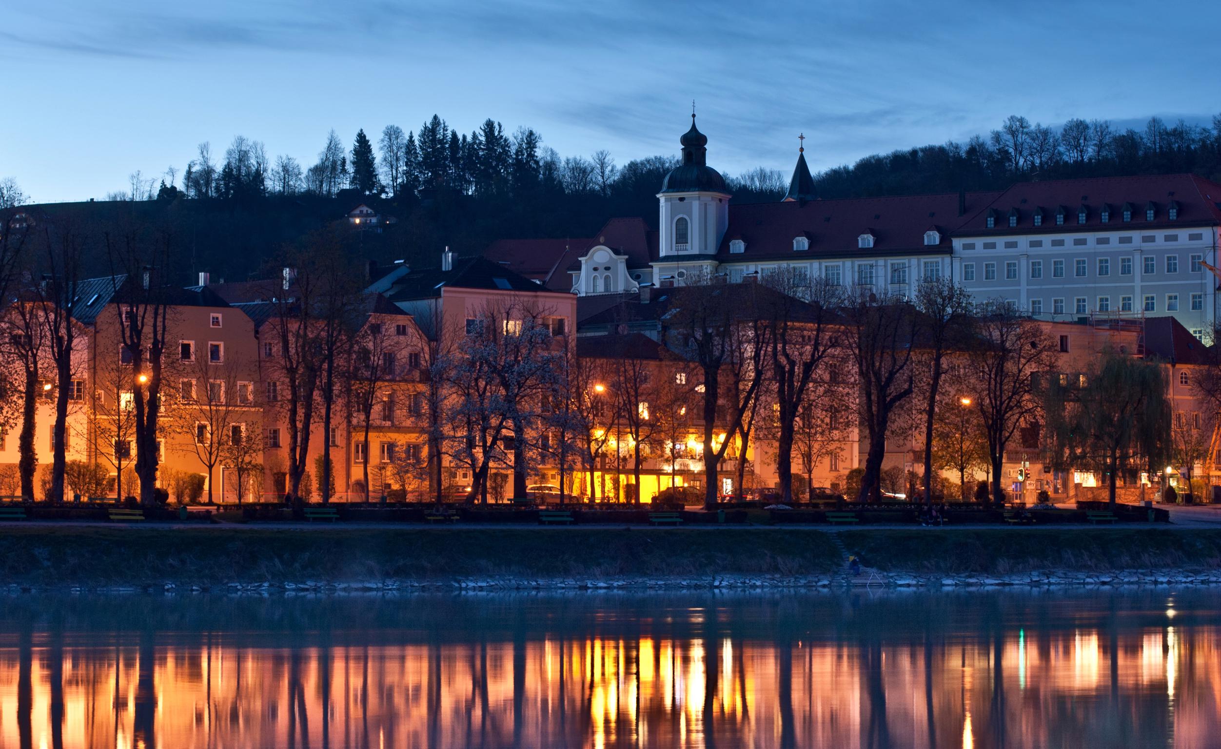 Passau // Innpromenade
