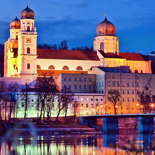 Passau, Stepahn Dom, Impressionen, Inspirationen, Johannes Nies, Dreiflüssestadt, Inn, Bayern, Niederbayern
