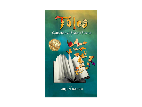 Tales: Collection of 5 Short Stories - Arjun Kakru