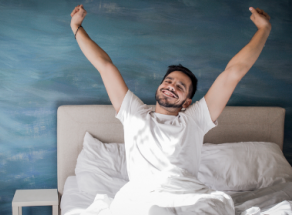 Een goede slaaphygiëne zorgt voor een goede nachtrust