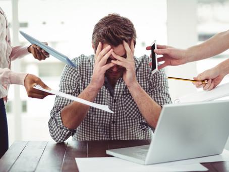 De vraag naar begeleiding bij stress en overspannenheid is enorm groot!