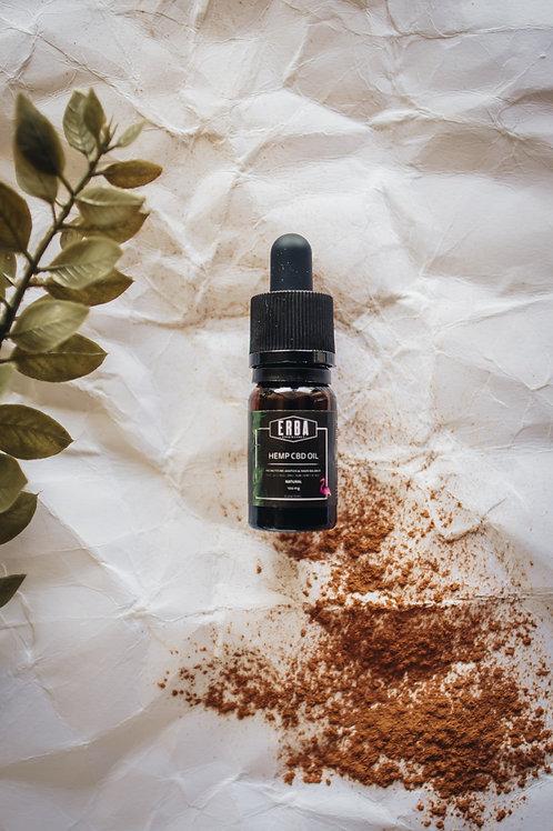 100 mg CBD Tincture