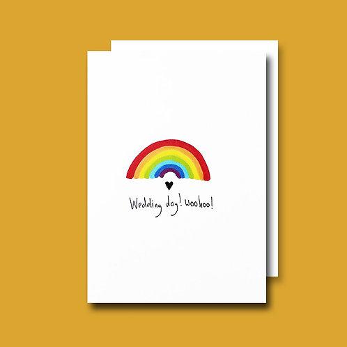 Wedding Pride card