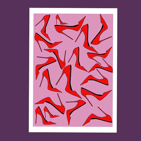Pina Colada art print