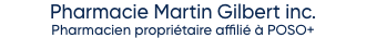 Pharmacie Martin Gilbert inc.Pharmacien
