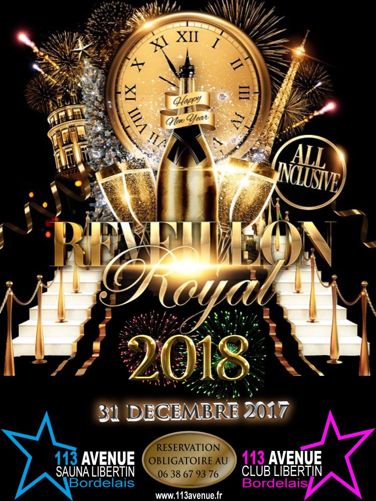 15-FLYER REVEILLON ROYAL 2018