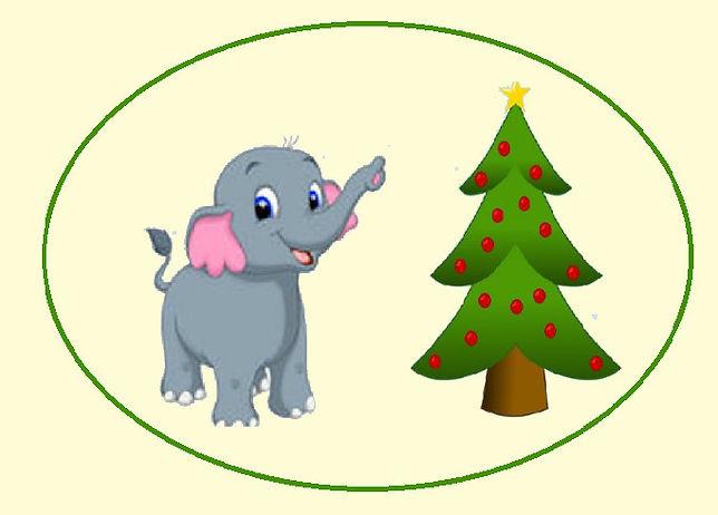 Elephant's Christmas Party - Heading .jp