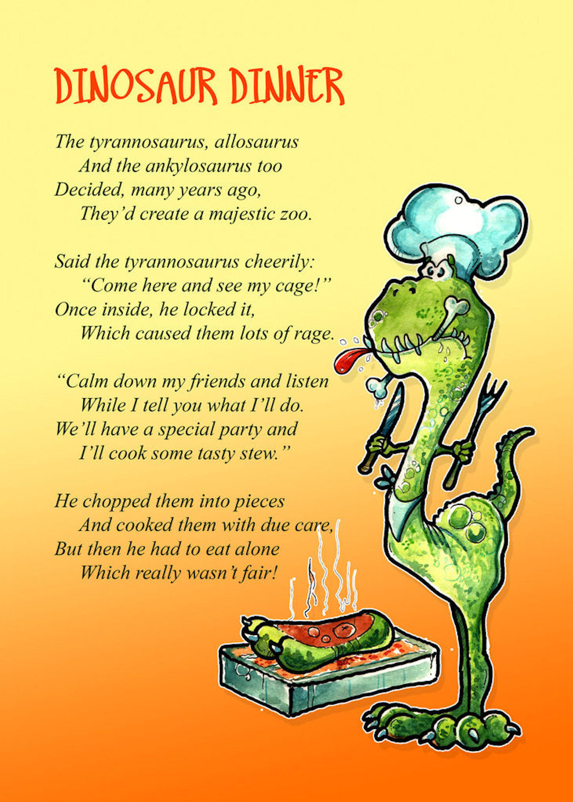 Louis Perez - Dinosaur Dinner.jpg