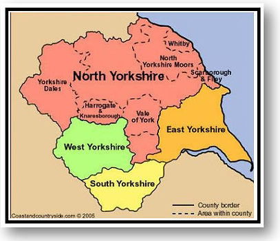 Yorkshire - A County to Talk About - Hea