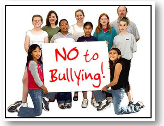 Let's Make a Noise About Bullying - Head