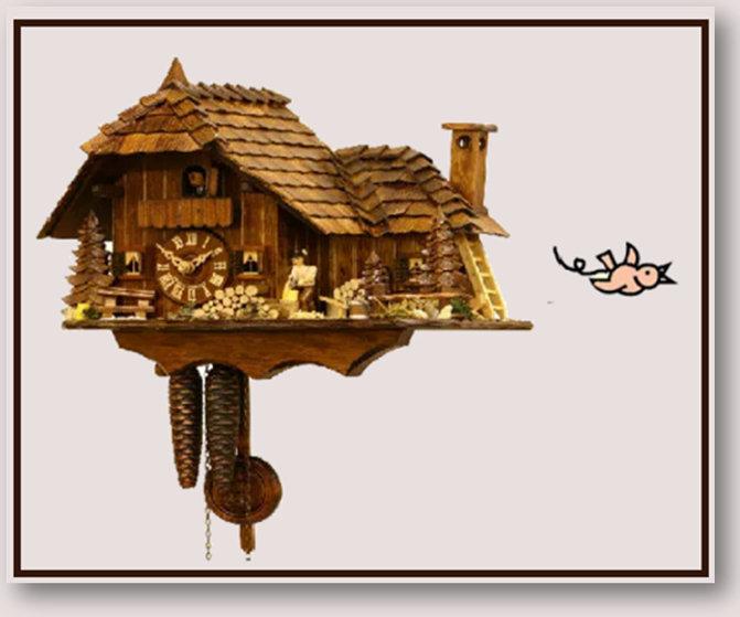 Gran's Cuckoo Clock - Heading .jpg